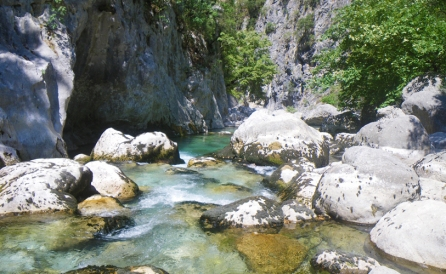 River trekking - Βοϊδομάτης